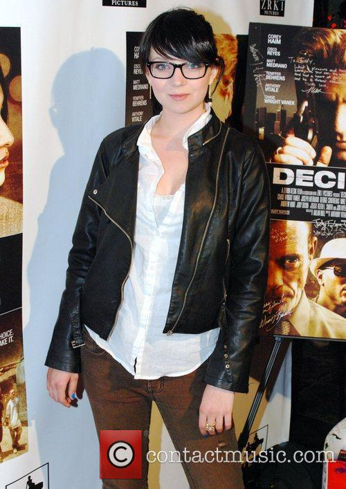 Patricia Raven Premiere of 'Decisions' and a Memorial...