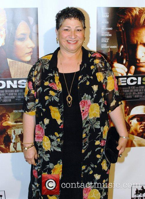 Silvia Curiel Premiere of 'Decisions' and a Memorial...