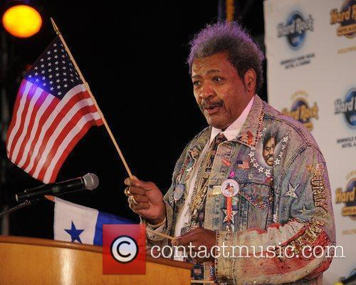 Don King and Hard Rock Hotel And Casino 6