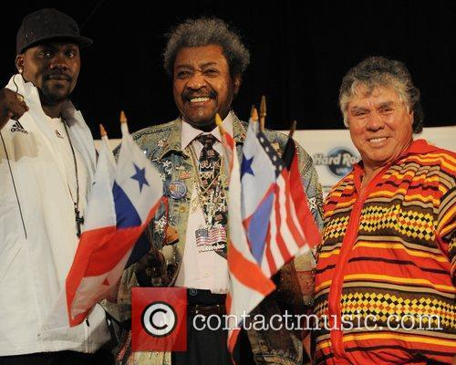 Don King and Hard Rock Hotel And Casino 7