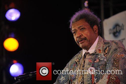 Don King and Hard Rock Hotel And Casino 9