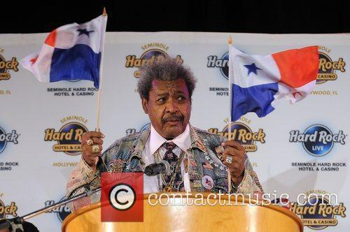 Don King and Hard Rock Hotel And Casino 23