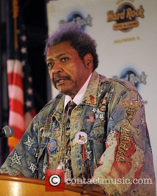Don King and Hard Rock Hotel And Casino 15