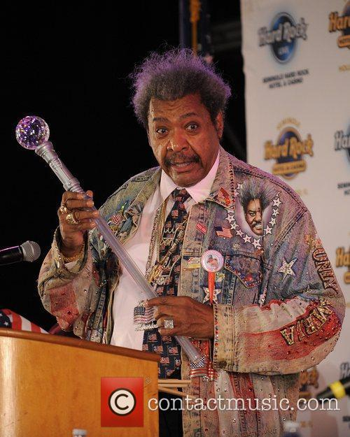 Don King and Hard Rock Hotel And Casino 20