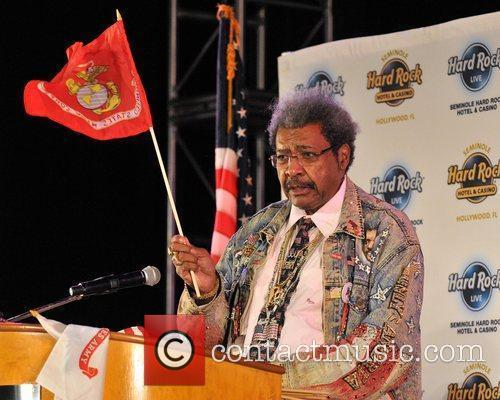 Don King and Hard Rock Hotel And Casino 21