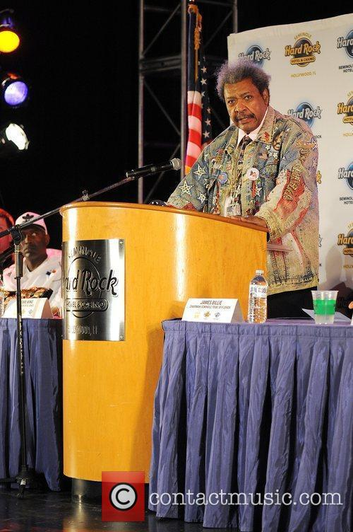 Don King and Hard Rock Hotel And Casino 2