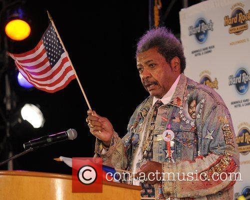 Don King and Hard Rock Hotel And Casino 11