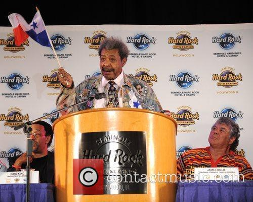 Don King and Hard Rock Hotel And Casino 13