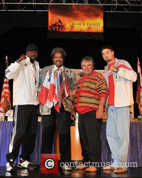Don King, Hard Rock Hotel And Casino