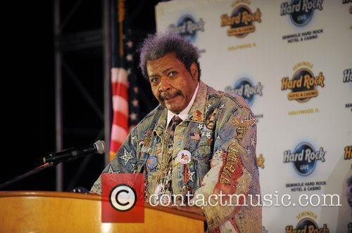 Don King and Hard Rock Hotel And Casino 5