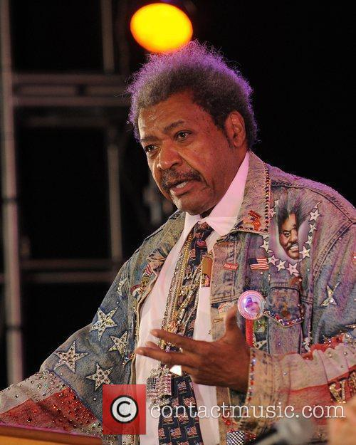 Don King and Hard Rock Hotel And Casino 10