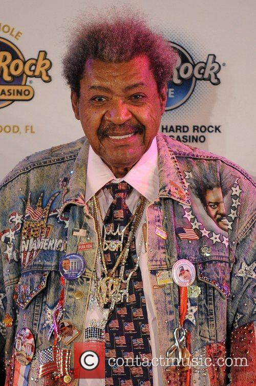 Don King and Hard Rock Hotel And Casino 16