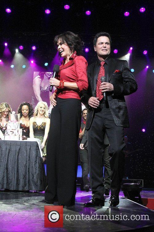 Marie Osmond and Donny Osmond Donny and Marie...