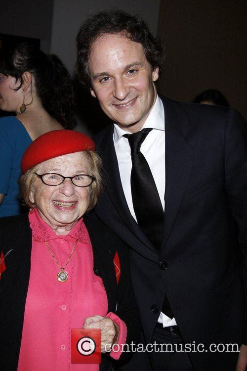 Dr. Ruth Westheimer and David Hryck Launch of...