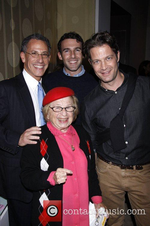 Dr Ruth and Nate Berkus 3