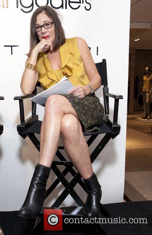 Stephanie Soloman (Fashion Director for Bloomingdales) Elie Tahari...
