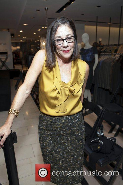 Stephanie Soloman ( Fashion Director for Bloomingdales) Elie...