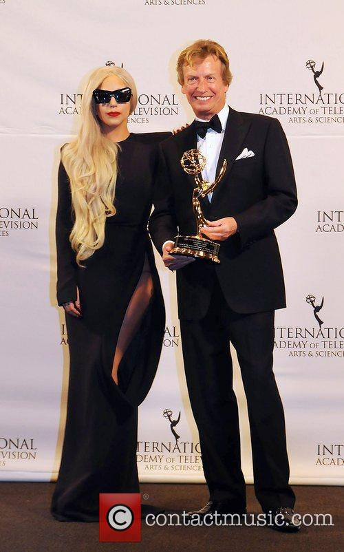 Lady Gaga, Nigel Lythgoe and Emmy Awards 2