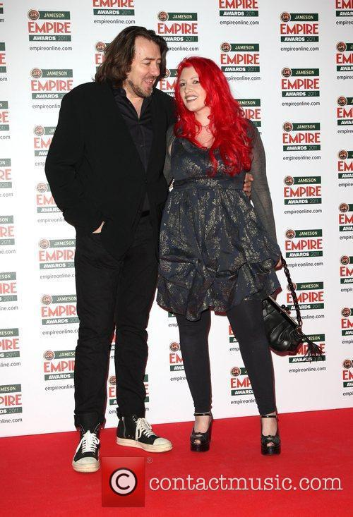 Jonathan Ross and Jane Goldman 2
