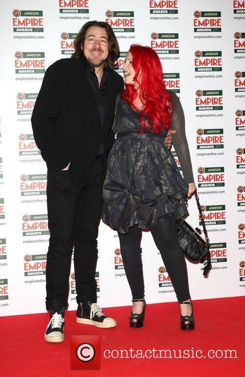 Jonathan Ross and Jane Goldman 3