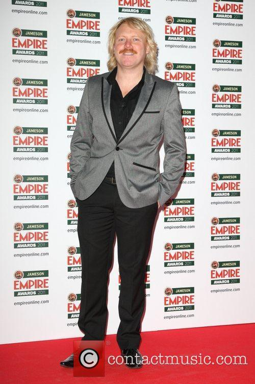 Leigh Francis The 2011 Jameson Empire film Awards...