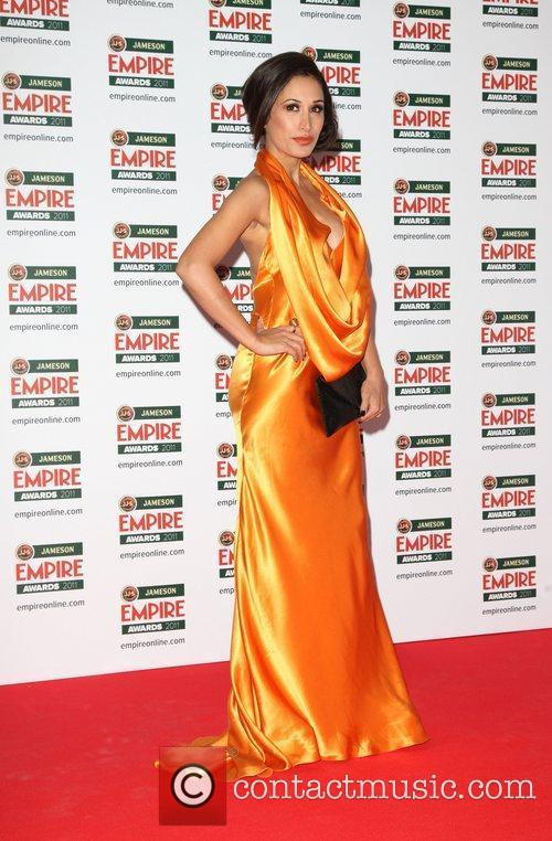 Preeya Kalidas The 2011 Jameson Empire film Awards...