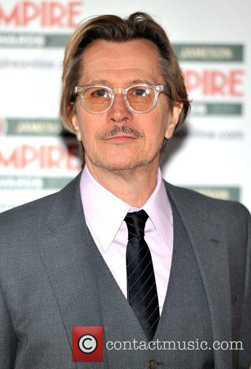 Gary Oldman The 2011 Jameson Empire film Awards...
