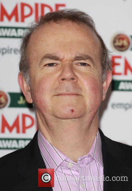 Ian Hislop The 2011 Jameson Empire film Awards...