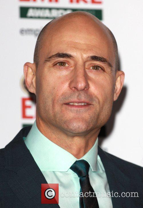 Mark Strong The 2011 Jameson Empire film Awards...