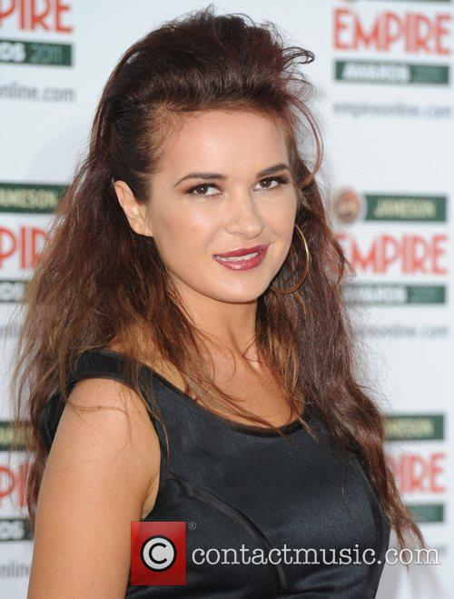 Kierston Wareing  The 2011 Jameson Empire film...