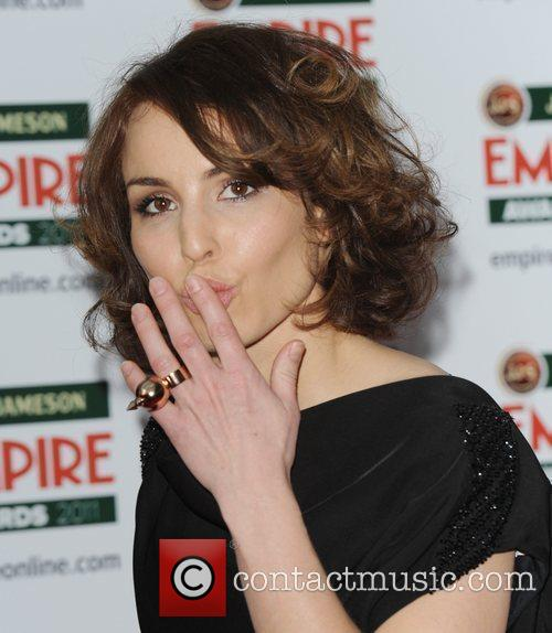 Noomi Rapace  The 2011 Jameson Empire film...