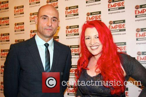 Mark Strong and Jane Goldman 1