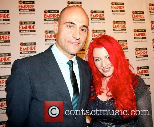 Mark Strong and Jane Goldman 2