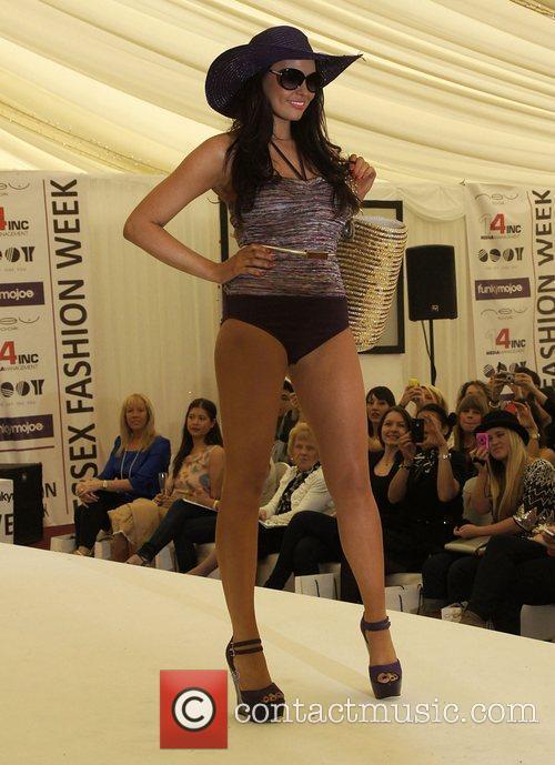 Lauren Goodger from The Only Way Is Essex...