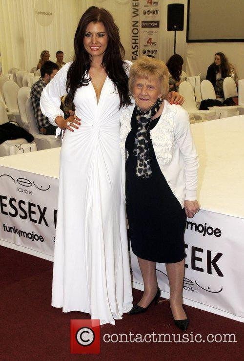 Lauren Goodger and Nanny Pat from The Only...