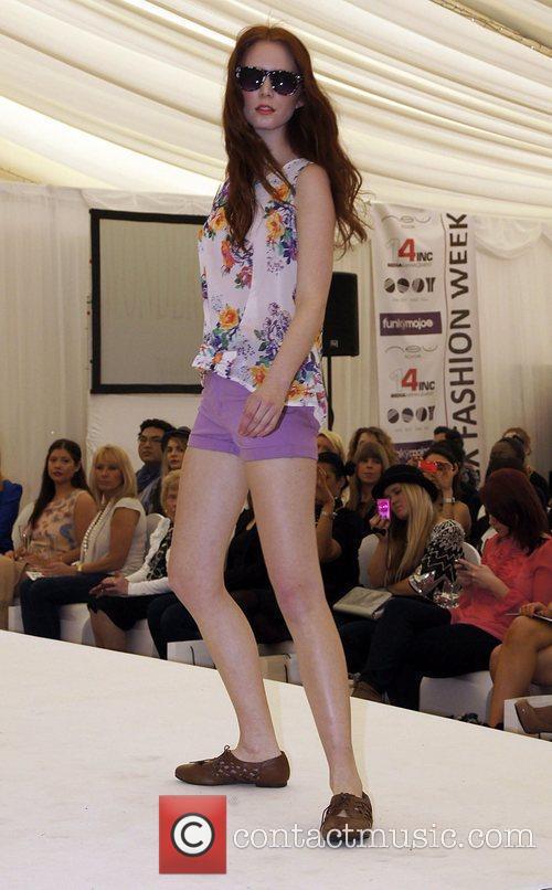 Fashion Models   Essex Fashion week show...