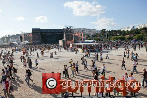 Festival Optimus Alive in Alges - Day 2