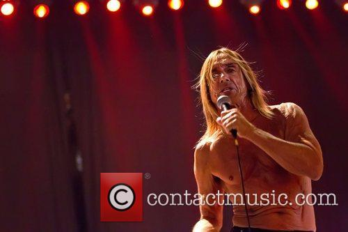 Iggy Pop and Primal Scream 7