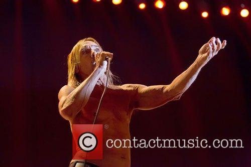 Iggy Pop and Primal Scream 6