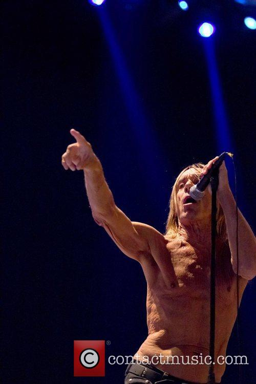 Iggy Pop and Primal Scream 5