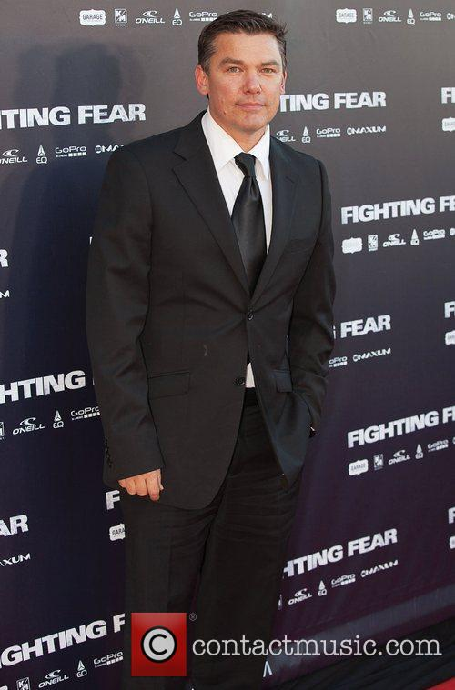 Michael Lawrence, Producer The World Premiere of 'Fighting...