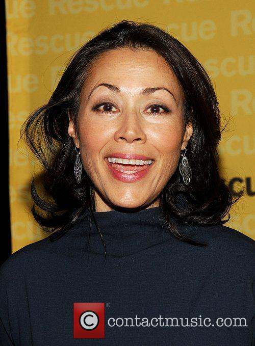 Ann Curry  the International Rescue Committee's Annual...