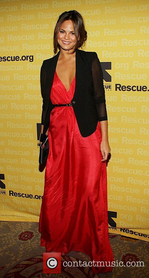 Chrissy Teigen  the International Rescue Committee's Annual...