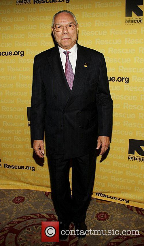 General Colin Powell  the International Rescue Committee's...