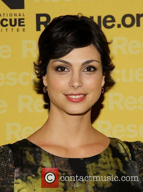 Morena Baccarin  the International Rescue Committee's Annual...
