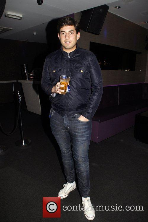 James Argent from The Only Way is Essex...