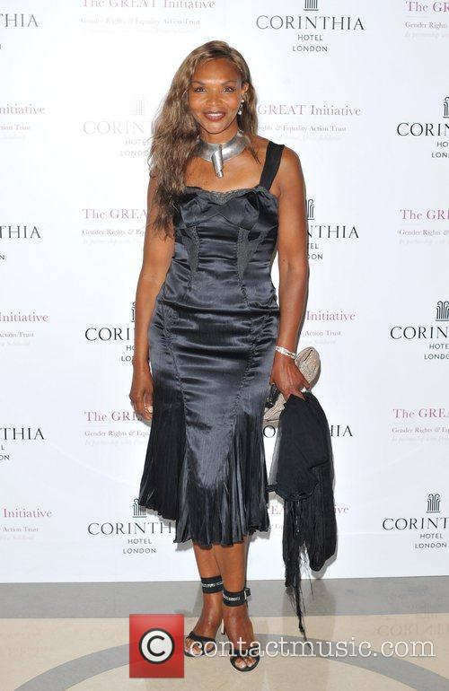 Valerie Campbell G.R.E.A.T. - launch event held at...