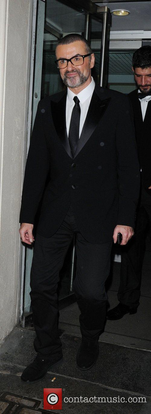 george michael leaving the royal opera house 3595985