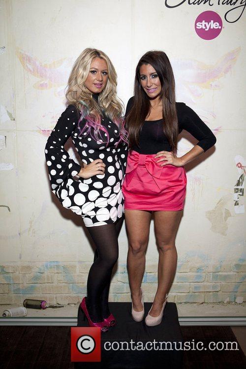 Briella (The Dramalicious Fairy) & Jessica Romano at...