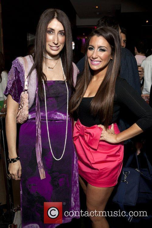 Lauren Rae Levy, & Jessica Romano at a...